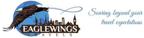 Eaglewings Travel Logo